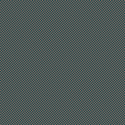 84/174 degree angle diagonal checkered chequered squares checker pattern checkers background, 5 pixel squares size, , Dark Chestnut and Sherpa Blue checkers chequered checkered squares seamless tileable