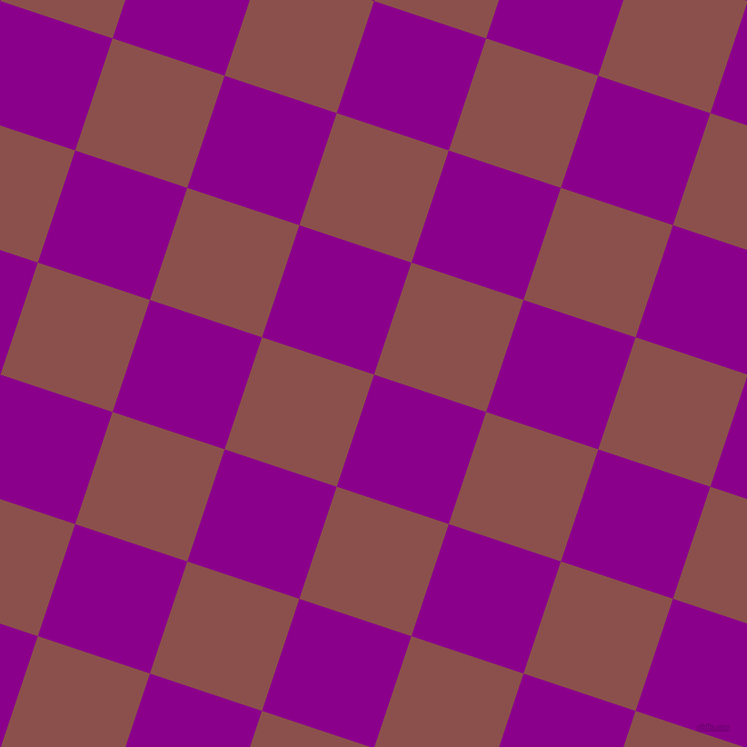 72/162 degree angle diagonal checkered chequered squares checker pattern checkers background, 130 pixel square size, , Dark Magenta and Lotus checkers chequered checkered squares seamless tileable