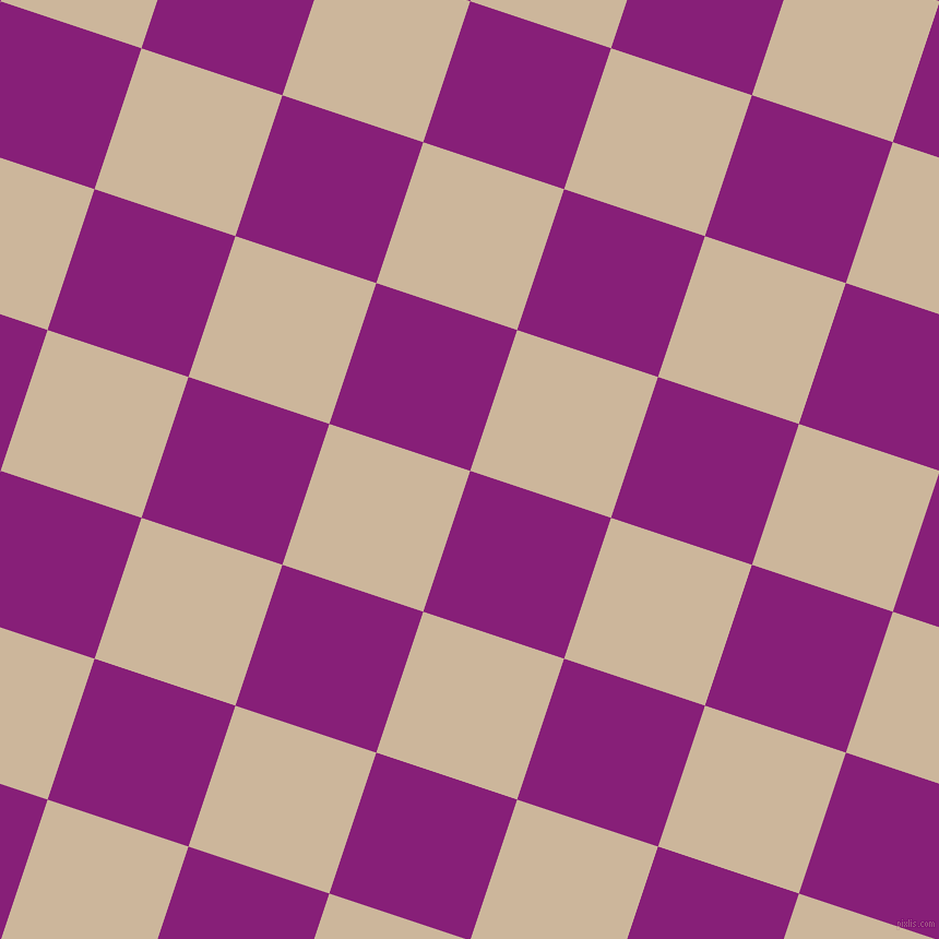 72/162 degree angle diagonal checkered chequered squares checker pattern checkers background, 136 pixel squares size, , Dark Purple and Vanilla checkers chequered checkered squares seamless tileable