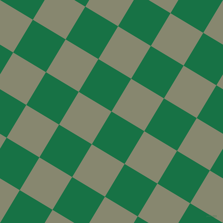 59/149 degree angle diagonal checkered chequered squares checker pattern checkers background, 133 pixel squares size, , Dark Spring Green and Schist checkers chequered checkered squares seamless tileable