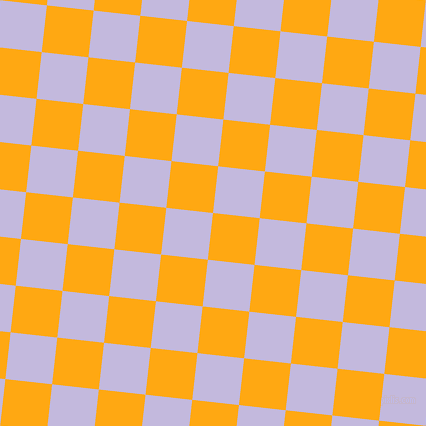 84/174 degree angle diagonal checkered chequered squares checker pattern checkers background, 47 pixel squares size, , Dark Tangerine and Melrose checkers chequered checkered squares seamless tileable