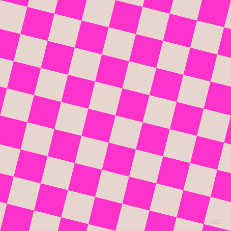 76/166 degree angle diagonal checkered chequered squares checker pattern checkers background, 55 pixel squares size, , Dawn Pink and Razzle Dazzle Rose checkers chequered checkered squares seamless tileable