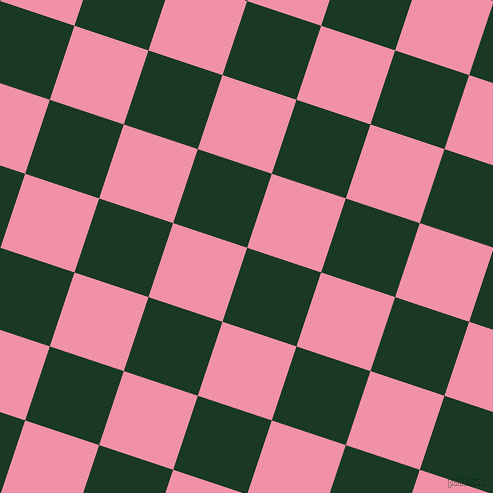 72/162 degree angle diagonal checkered chequered squares checker pattern checkers background, 78 pixel squares size, , Deep Fir and Mauvelous checkers chequered checkered squares seamless tileable
