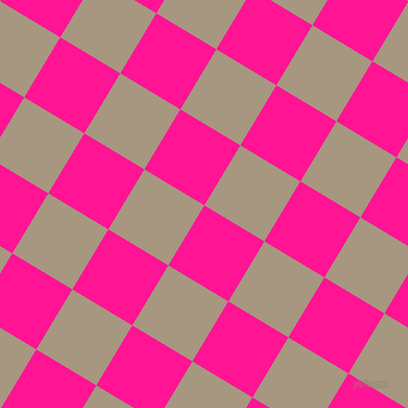59/149 degree angle diagonal checkered chequered squares checker pattern checkers background, 70 pixel squares size, , Deep Pink and Bronco checkers chequered checkered squares seamless tileable
