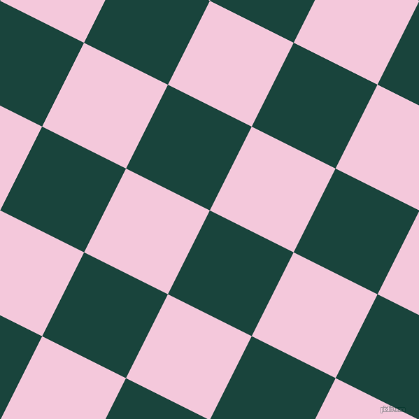 63/153 degree angle diagonal checkered chequered squares checker pattern checkers background, 134 pixel square size, , Deep Teal and Classic Rose checkers chequered checkered squares seamless tileable