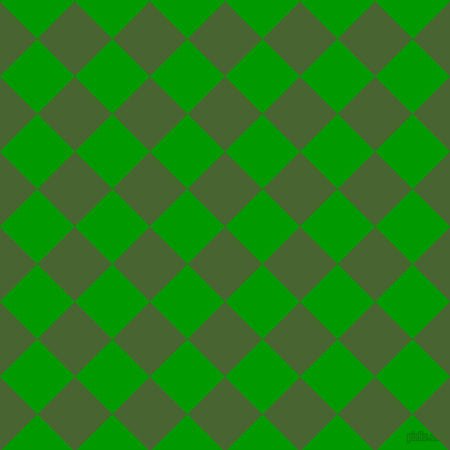 45/135 degree angle diagonal checkered chequered squares checker pattern checkers background, 48 pixel squares size, , Dell and Islamic Green checkers chequered checkered squares seamless tileable