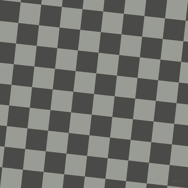 84/174 degree angle diagonal checkered chequered squares checker pattern checkers background, 72 pixel squares size, , Delta and Gravel checkers chequered checkered squares seamless tileable
