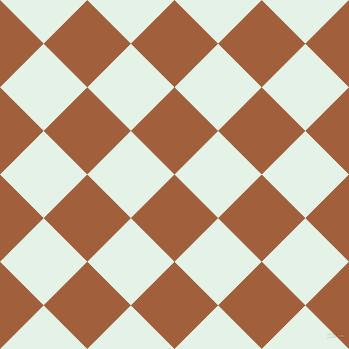 45/135 degree angle diagonal checkered chequered squares checker pattern checkers background, 120 pixel square size, , Desert and Polar checkers chequered checkered squares seamless tileable