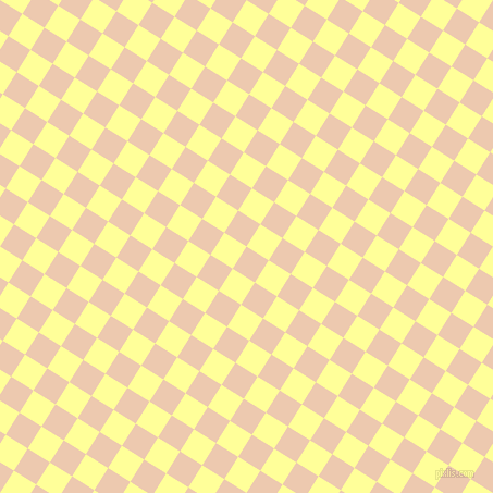 58/148 degree angle diagonal checkered chequered squares checker pattern checkers background, 24 pixel square size, , Desert Sand and Canary checkers chequered checkered squares seamless tileable