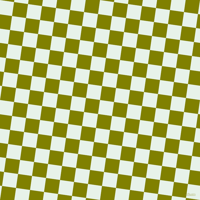 82/172 degree angle diagonal checkered chequered squares checker pattern checkers background, 47 pixel square size, , Dew and Olive checkers chequered checkered squares seamless tileable
