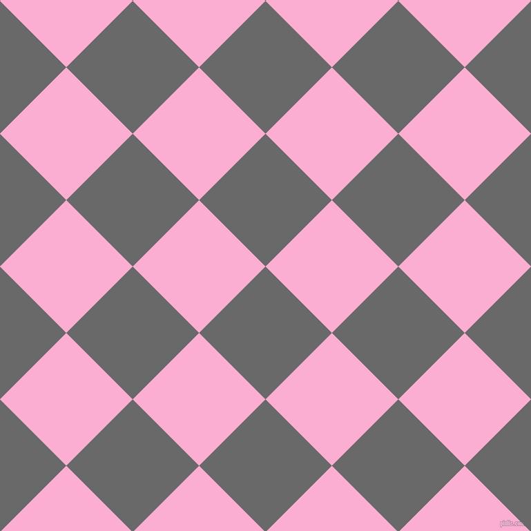 Image description: 45/135 degree angle diagonal checkered chequered ...