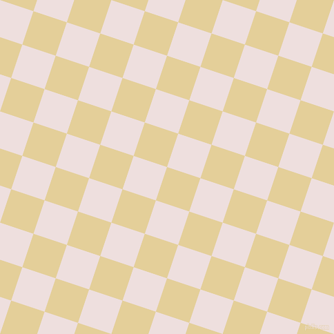72/162 degree angle diagonal checkered chequered squares checker pattern checkers background, 51 pixel squares size, , Double Colonial White and Soft Peach checkers chequered checkered squares seamless tileable