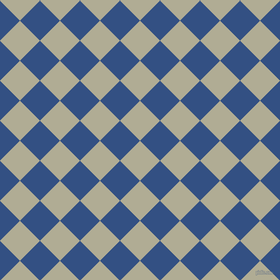 45/135 degree angle diagonal checkered chequered squares checker pattern checkers background, 57 pixel square size, , Eagle and Fun Blue checkers chequered checkered squares seamless tileable