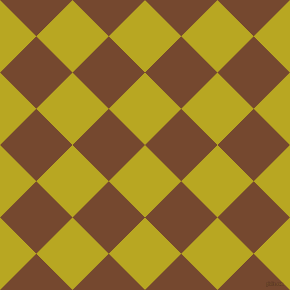 45/135 degree angle diagonal checkered chequered squares checker pattern checkers background, 103 pixel squares size, , Earls Green and Cape Palliser checkers chequered checkered squares seamless tileable