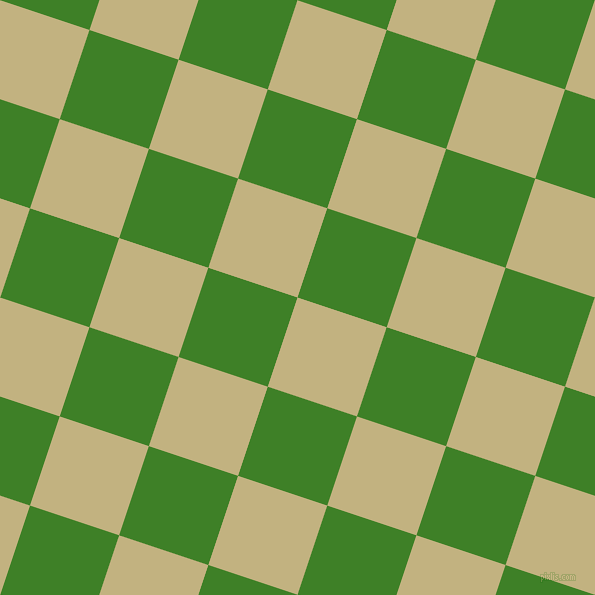 72/162 degree angle diagonal checkered chequered squares checker pattern checkers background, 94 pixel squares size, , Ecru and Bilbao checkers chequered checkered squares seamless tileable