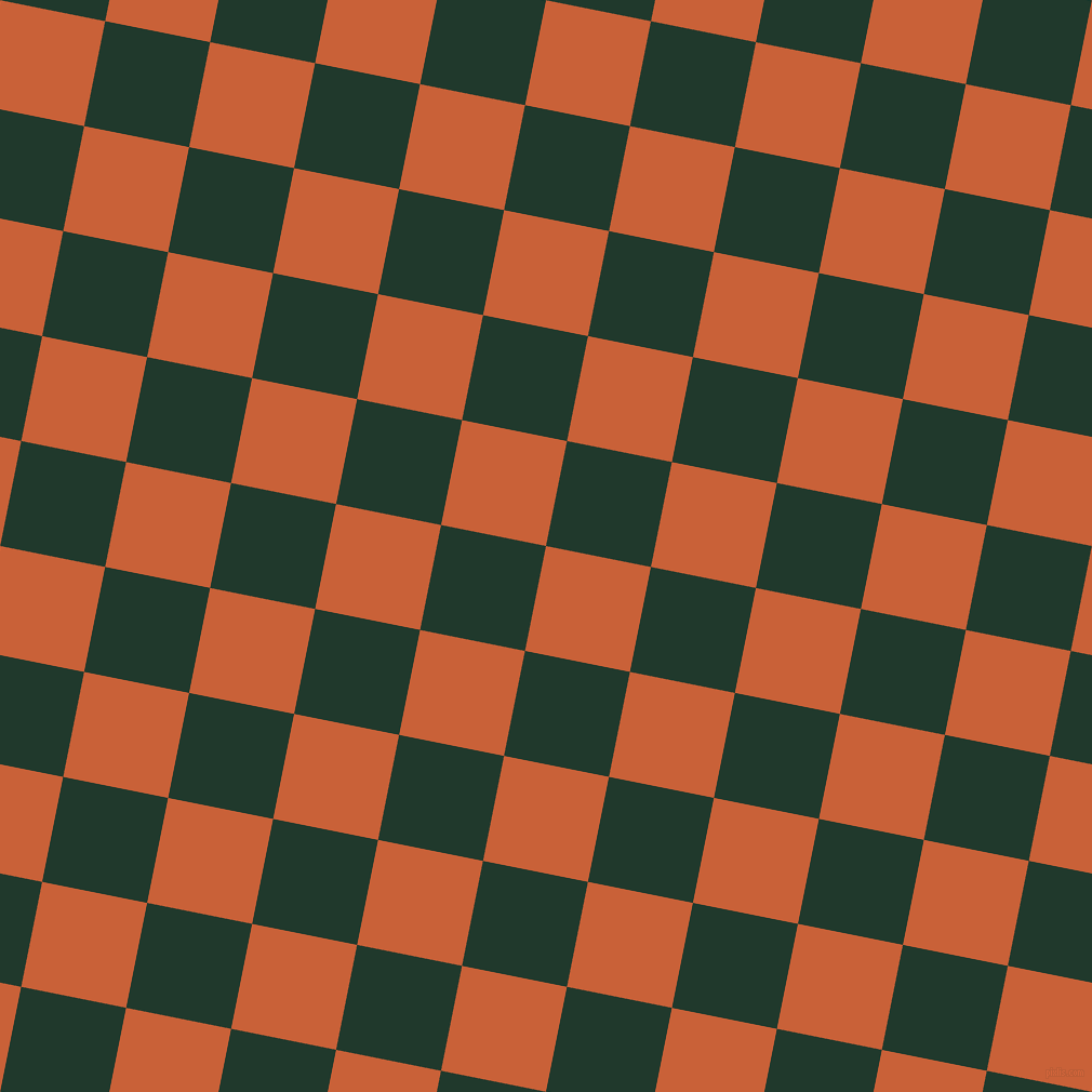 79/169 degree angle diagonal checkered chequered squares checker pattern checkers background, 99 pixel square size, , Ecstasy and Palm Green checkers chequered checkered squares seamless tileable