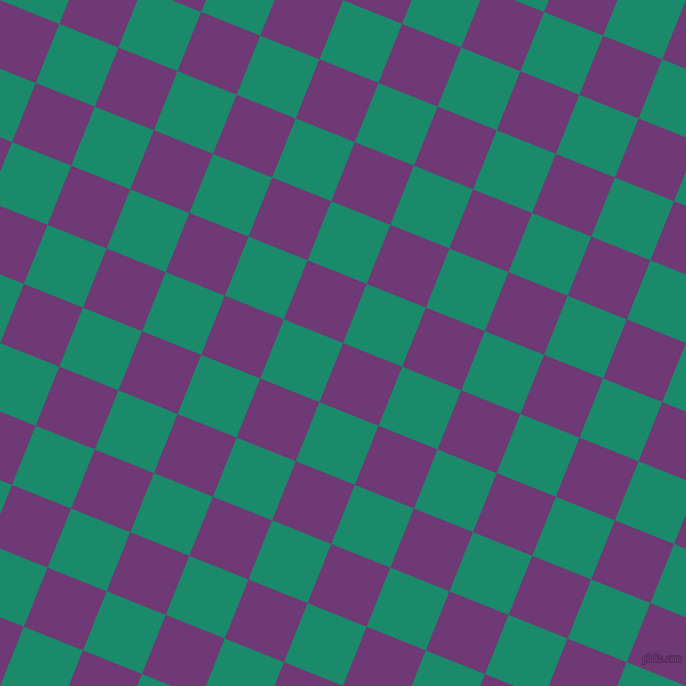 68/158 degree angle diagonal checkered chequered squares checker pattern checkers background, 58 pixel squares size, , Eminence and Elf Green checkers chequered checkered squares seamless tileable