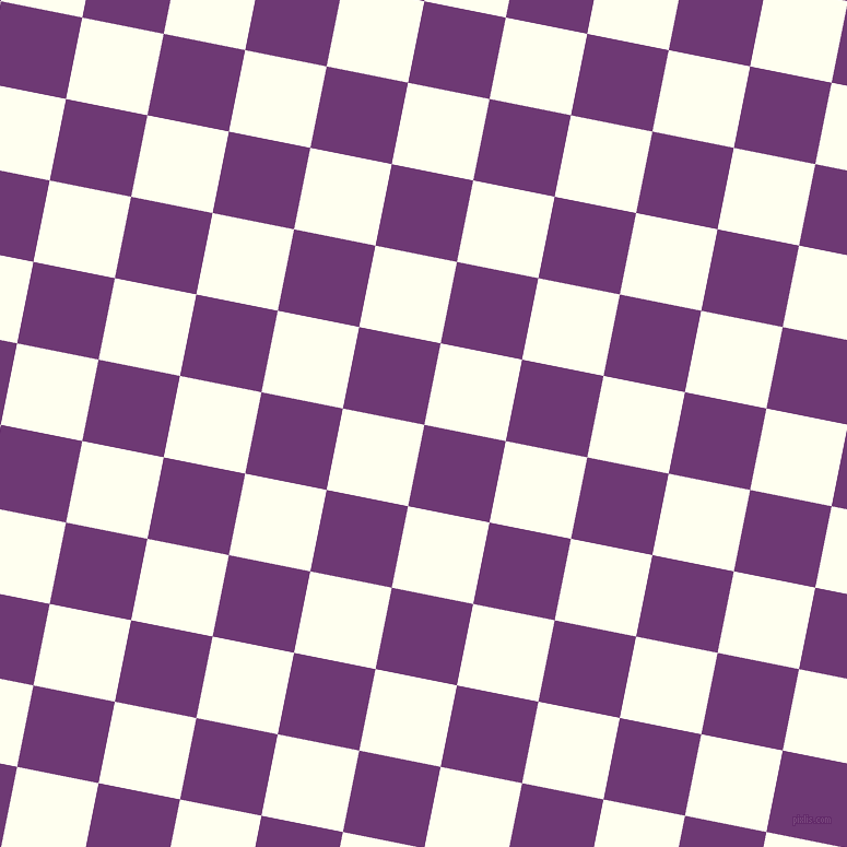 79/169 degree angle diagonal checkered chequered squares checker pattern checkers background, 76 pixel squares size, , Eminence and Ivory checkers chequered checkered squares seamless tileable