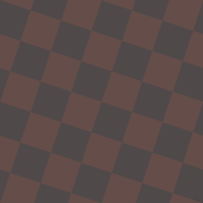 72/162 degree angle diagonal checkered chequered squares checker pattern checkers background, 136 pixel square size, , Emperor and Congo Brown checkers chequered checkered squares seamless tileable