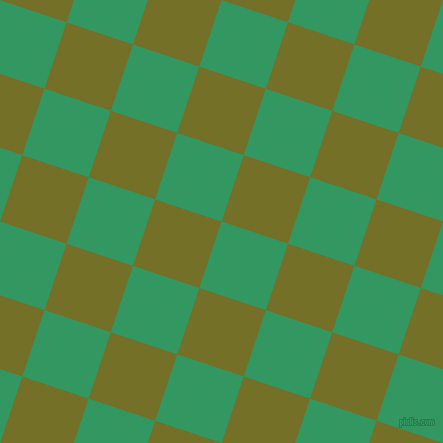 72/162 degree angle diagonal checkered chequered squares checker pattern checkers background, 70 pixel squares size, , Eucalyptus and Olivetone checkers chequered checkered squares seamless tileable
