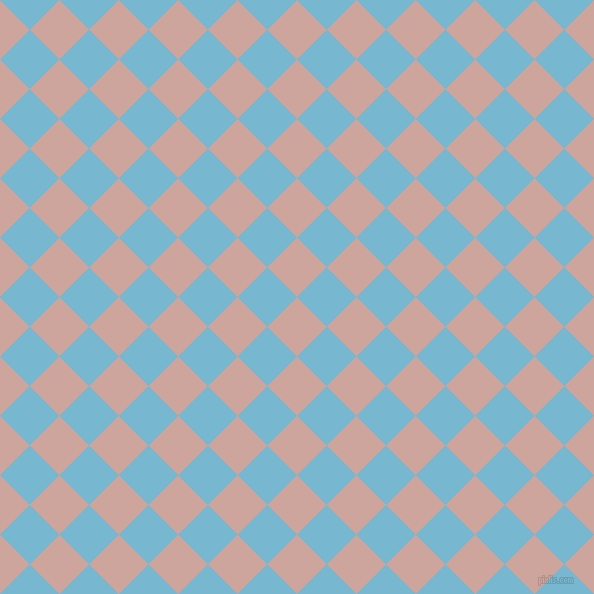 45/135 degree angle diagonal checkered chequered squares checker pattern checkers background, 42 pixel square size, , Eunry and Seagull checkers chequered checkered squares seamless tileable