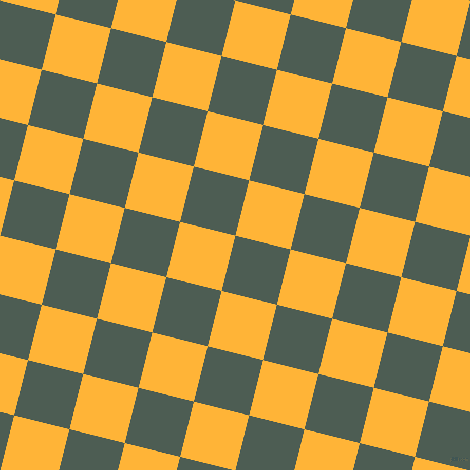 76/166 degree angle diagonal checkered chequered squares checker pattern checkers background, 111 pixel squares size, , Feldgrau and Supernova checkers chequered checkered squares seamless tileable