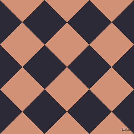 45/135 degree angle diagonal checkered chequered squares checker pattern checkers background, 111 pixel square size, , Feldspar and Haiti checkers chequered checkered squares seamless tileable