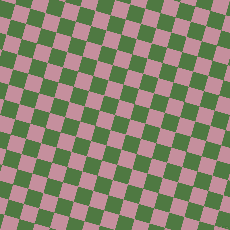 74/164 degree angle diagonal checkered chequered squares checker pattern checkers background, 55 pixel squares size, , Fern Green and Viola checkers chequered checkered squares seamless tileable