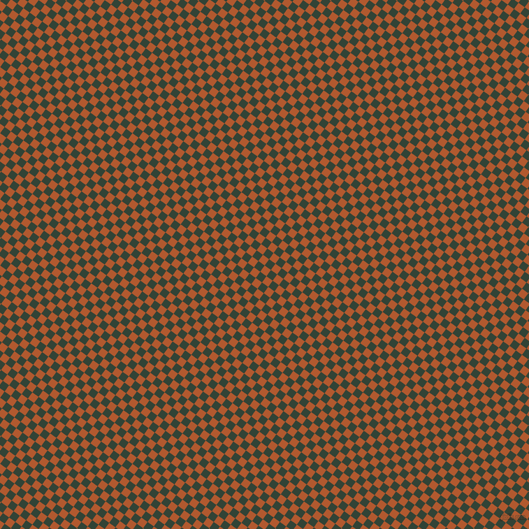 54/144 degree angle diagonal checkered chequered squares checker pattern checkers background, 11 pixel square size, , Fiery Orange and Timber Green checkers chequered checkered squares seamless tileable