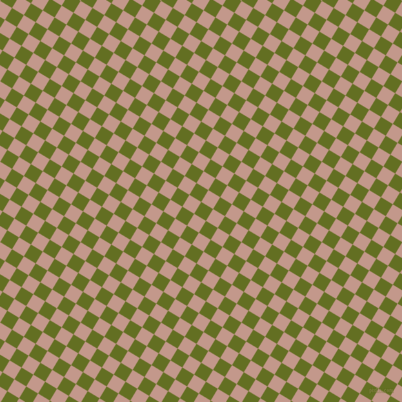 59/149 degree angle diagonal checkered chequered squares checker pattern checkers background, 20 pixel squares size, Fiji Green and Quicksand checkers chequered checkered squares seamless tileable
