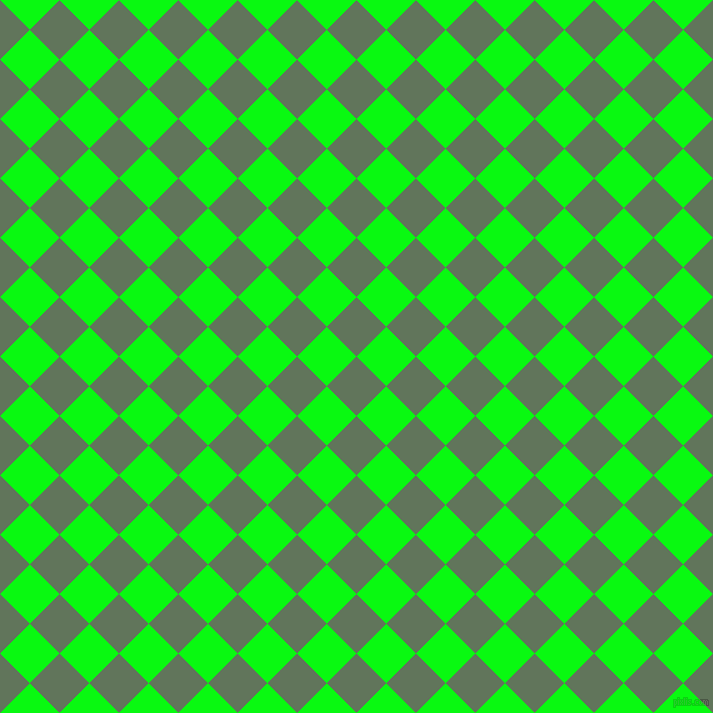 45/135 degree angle diagonal checkered chequered squares checker pattern checkers background, 42 pixel squares size, , Finlandia and Free Speech Green checkers chequered checkered squares seamless tileable