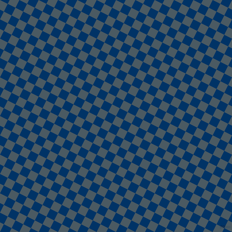 63/153 degree angle diagonal checkered chequered squares checker pattern checkers background, 30 pixel square size, , Fiord and Prussian Blue checkers chequered checkered squares seamless tileable