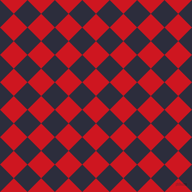 Fire engine red and black rock checkers chequered for Red check wallpaper