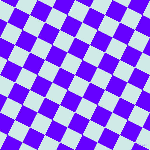63/153 degree angle diagonal checkered chequered squares checker pattern checkers background, 56 pixel squares size, , Foam and Electric Indigo checkers chequered checkered squares seamless tileable