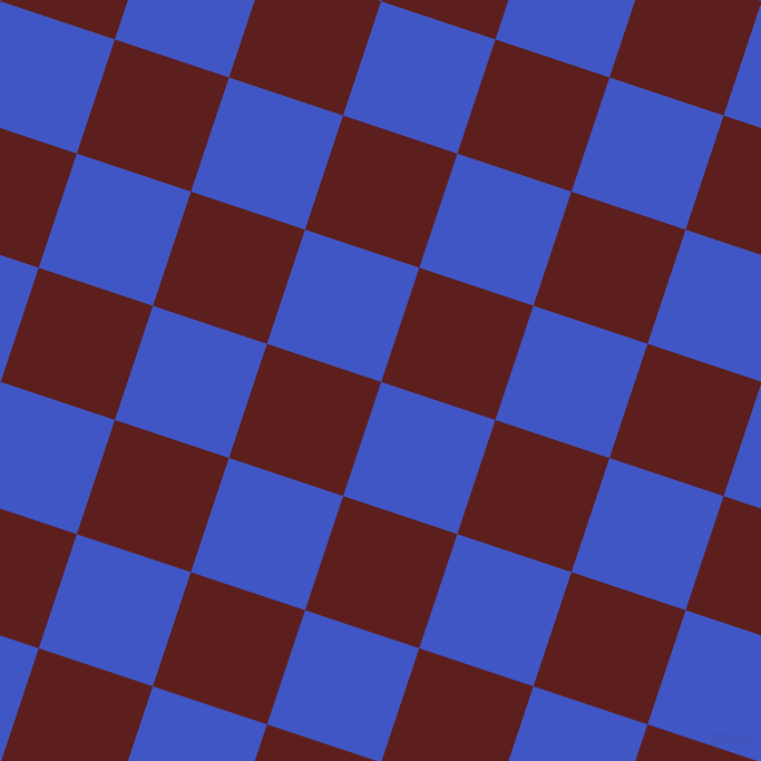 72/162 degree angle diagonal checkered chequered squares checker pattern checkers background, 108 pixel square size, , Free Speech Blue and Red Oxide checkers chequered checkered squares seamless tileable