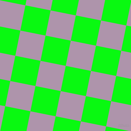 79/169 degree angle diagonal checkered chequered squares checker pattern checkers background, 85 pixel square size, , Free Speech Green and London Hue checkers chequered checkered squares seamless tileable