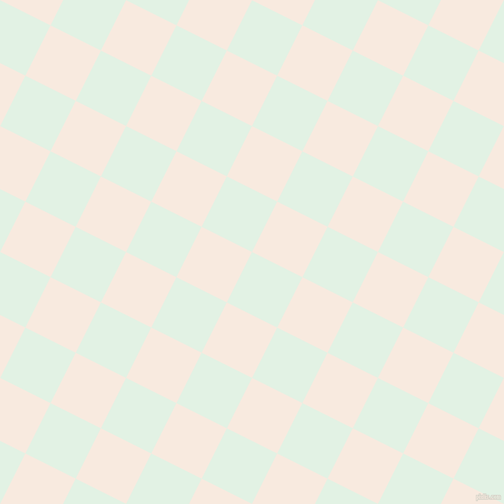 63/153 degree angle diagonal checkered chequered squares checker pattern checkers background, 80 pixel square size, , Frosted Mint and Chardon checkers chequered checkered squares seamless tileable
