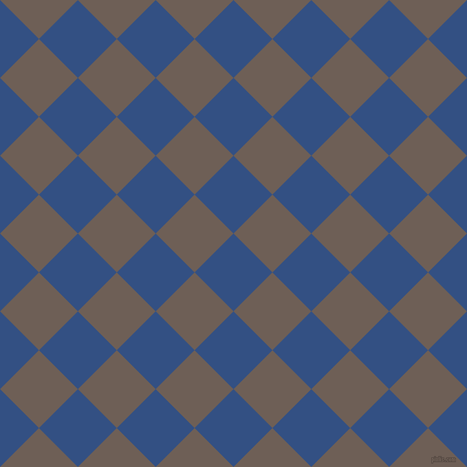 45/135 degree angle diagonal checkered chequered squares checker pattern checkers background, 80 pixel squares size, , Fun Blue and Dorado checkers chequered checkered squares seamless tileable