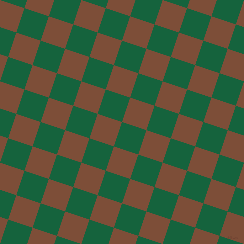 72/162 degree angle diagonal checkered chequered squares checker pattern checkers background, 82 pixel square size, , Fun Green and Cigar checkers chequered checkered squares seamless tileable