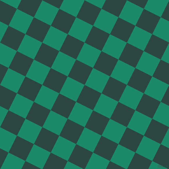63/153 degree angle diagonal checkered chequered squares checker pattern checkers background, 65 pixel square size, , Gable Green and Elf Green checkers chequered checkered squares seamless tileable