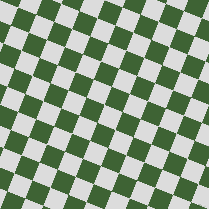 68/158 degree angle diagonal checkered chequered squares checker pattern checkers background, 77 pixel square size, , Gainsboro and Green House checkers chequered checkered squares seamless tileable