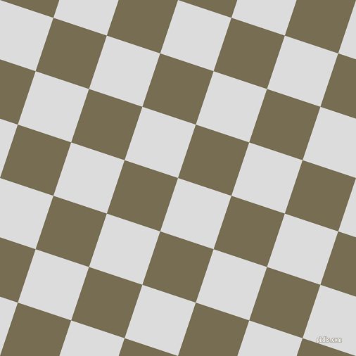72/162 degree angle diagonal checkered chequered squares checker pattern checkers background, 80 pixel squares size, , Gainsboro and Peat checkers chequered checkered squares seamless tileable