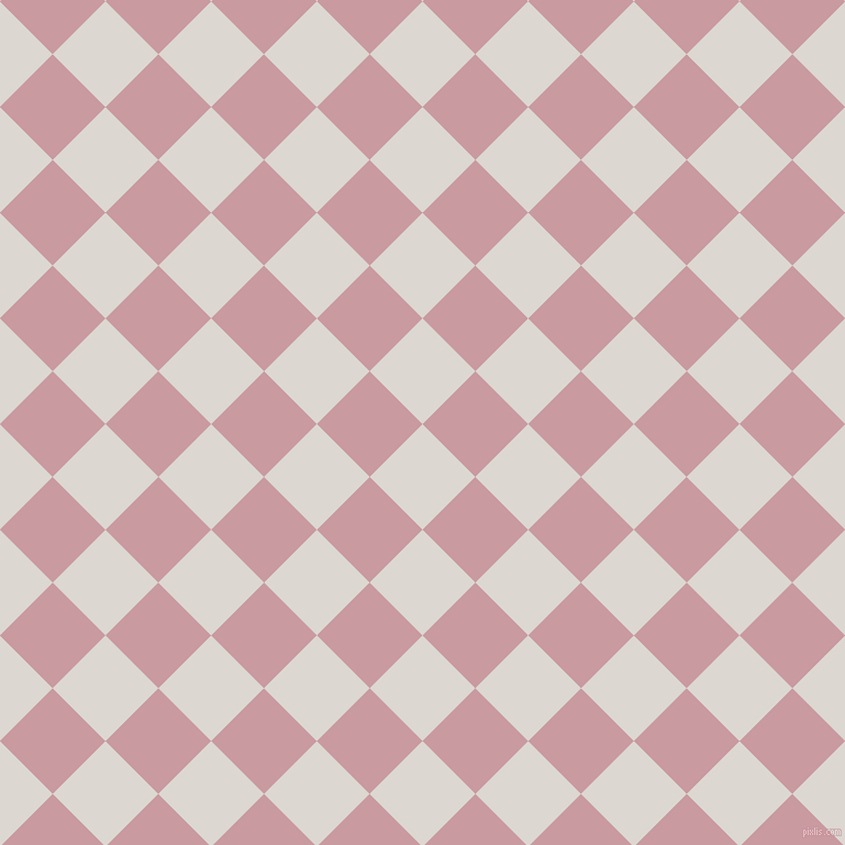 45/135 degree angle diagonal checkered chequered squares checker pattern checkers background, 68 pixel square size, , Gallery and Careys Pink checkers chequered checkered squares seamless tileable