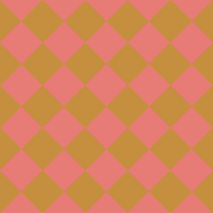 45/135 degree angle diagonal checkered chequered squares checker pattern checkers background, 97 pixel square size, , Geraldine and Anzac checkers chequered checkered squares seamless tileable