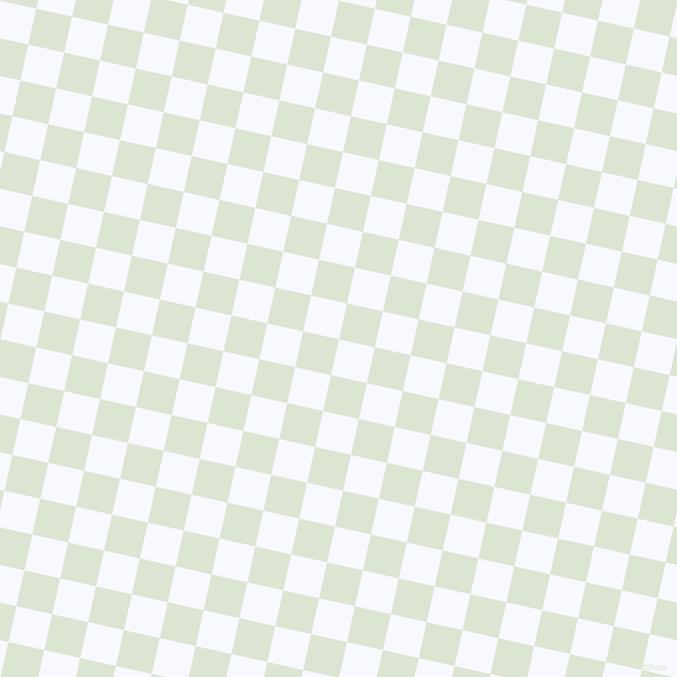 77/167 degree angle diagonal checkered chequered squares checker pattern checkers background, 53 pixel square size, , Ghost White and Frostee checkers chequered checkered squares seamless tileable