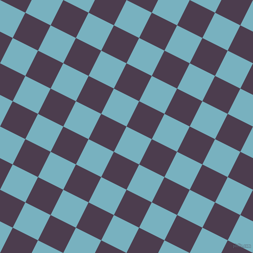 63/153 degree angle diagonal checkered chequered squares checker pattern checkers background, 56 pixel square size, , Glacier and Bossanova checkers chequered checkered squares seamless tileable