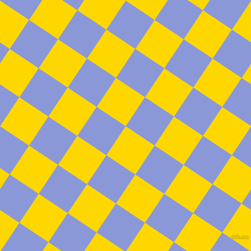 56/146 degree angle diagonal checkered chequered squares checker pattern checkers background, 68 pixel squares size, Gold and Portage checkers chequered checkered squares seamless tileable