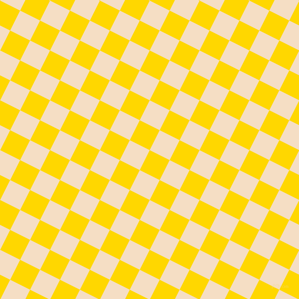 63/153 degree angle diagonal checkered chequered squares checker pattern checkers background, 46 pixel square size, , Gold and Sazerac checkers chequered checkered squares seamless tileable