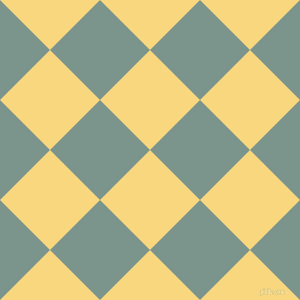 45/135 degree angle diagonal checkered chequered squares checker pattern checkers background, 103 pixel square size, , Golden Glow and Granny Smith checkers chequered checkered squares seamless tileable