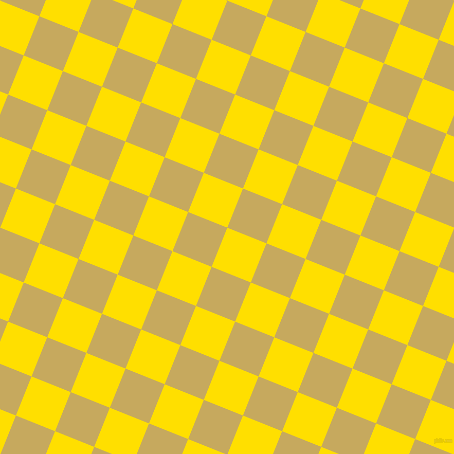 68/158 degree angle diagonal checkered chequered squares checker pattern checkers background, 82 pixel squares size, , Golden Yellow and Laser checkers chequered checkered squares seamless tileable